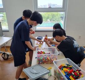 2021년 6월 도산중학교 통영그린스…